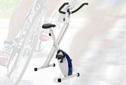Davina exercise bike main review image