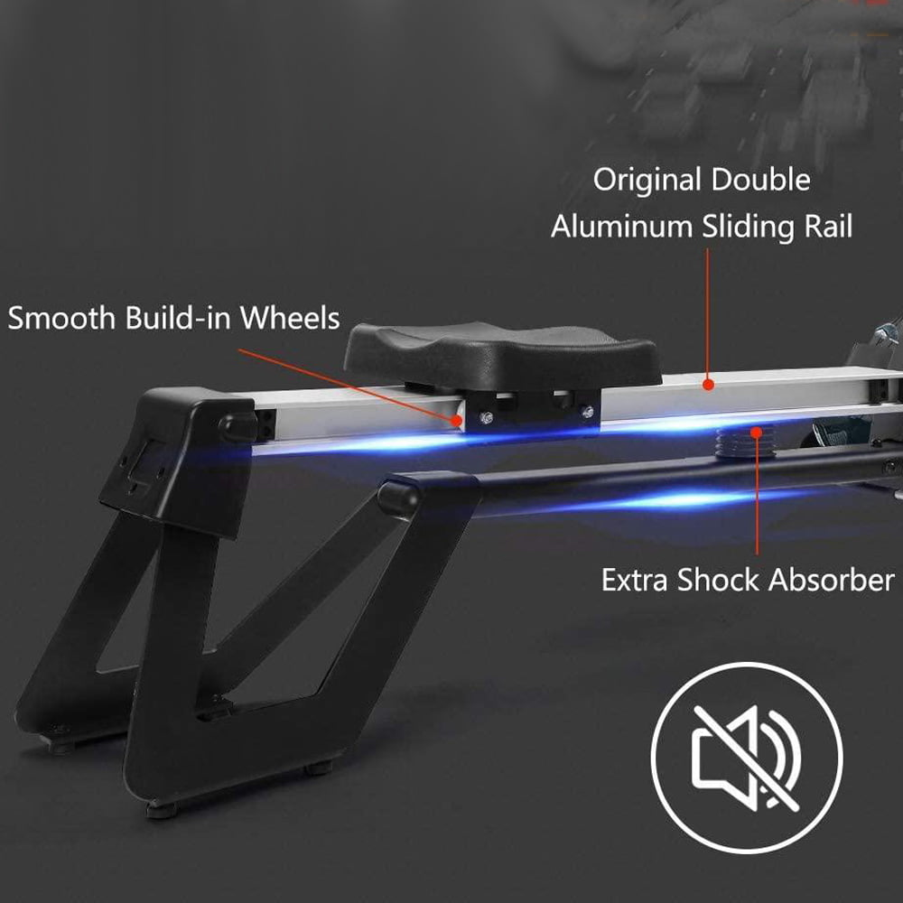 Dripex Magnetic Rowing Machine fluid motion machine