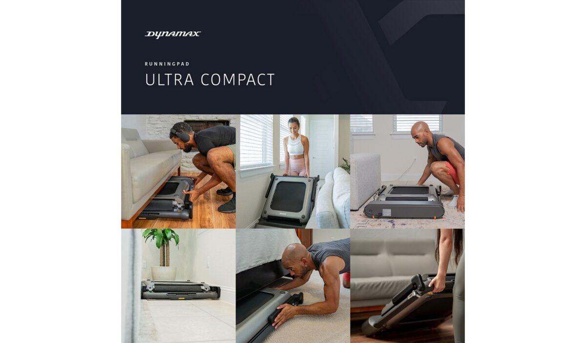 Dynamax Folding Treadmill instructions for easy use