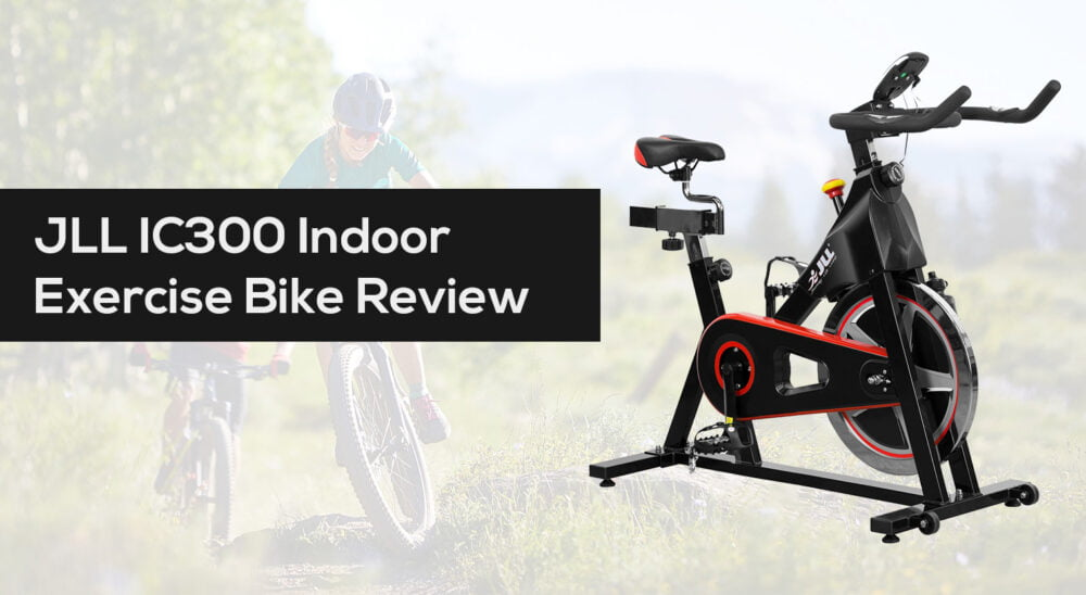 JLL IC300 Indoor Exercise Bike 2021 Review cheapest price