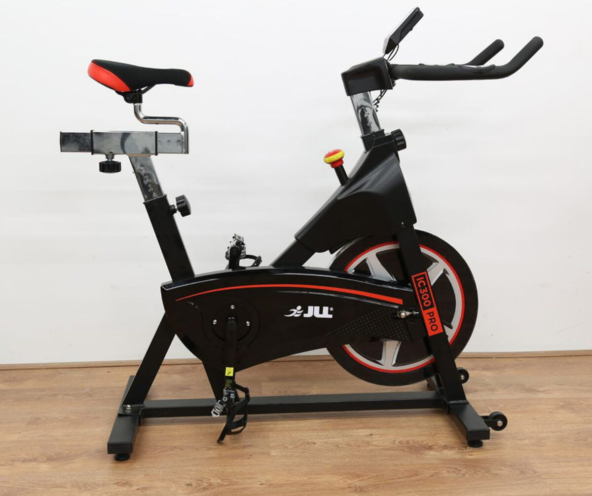 JLL IC300 Indoor Exercise Bike completed