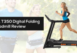JLL T350 Digital Folding Treadmill Review voucher code