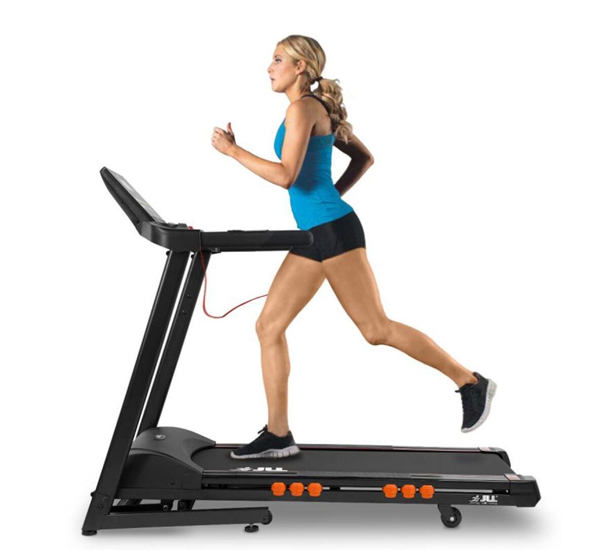 JLL T350 Digital Folding Treadmill comparison