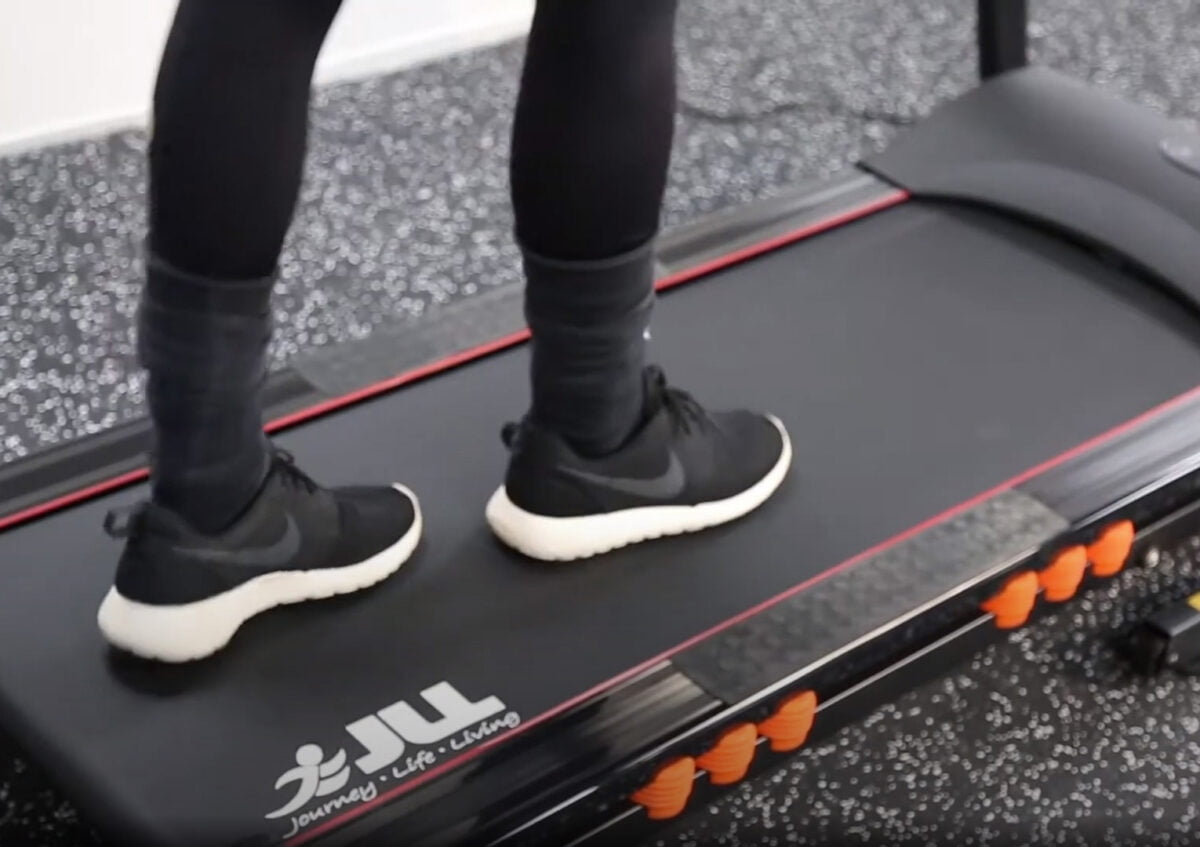 JLL T350 Folding Treadmill running track voucher code