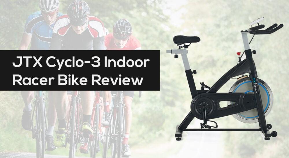 JTX Cyclo 3 Indoor Racer Bike Review