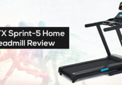 JTX Sprint 5 Home Treadmill Review