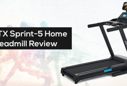 JTX Sprint 5 Home Treadmill Review