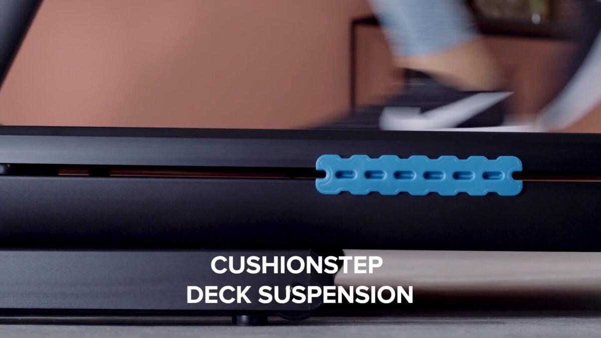 JTX Sprint 5 Home Treadmill cushion system
