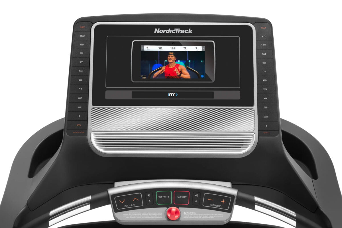 LCD Display NordicTrack T7.5s Treadmill