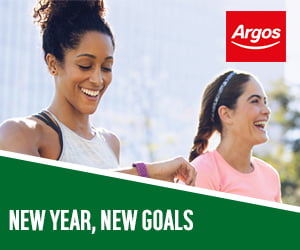 Argos fitness equipment
