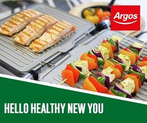 Argos fitness equipment