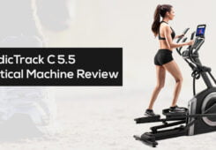 NordicTrack C 5.5 Elliptical Machine Review