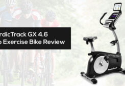 NordicTrack GX 4.6 Pro Exercise Bike Review and Best UK Price
