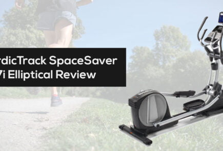 NordicTrack SpaceSaver SE7i Elliptical Review