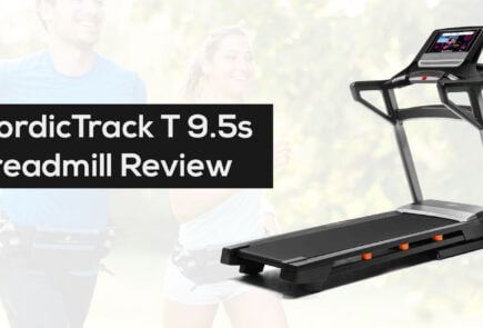 NordicTrack T 9 5s Treadmill Review Cheapest Price
