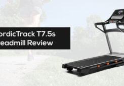 NordicTrack T7.5s Treadmill Review