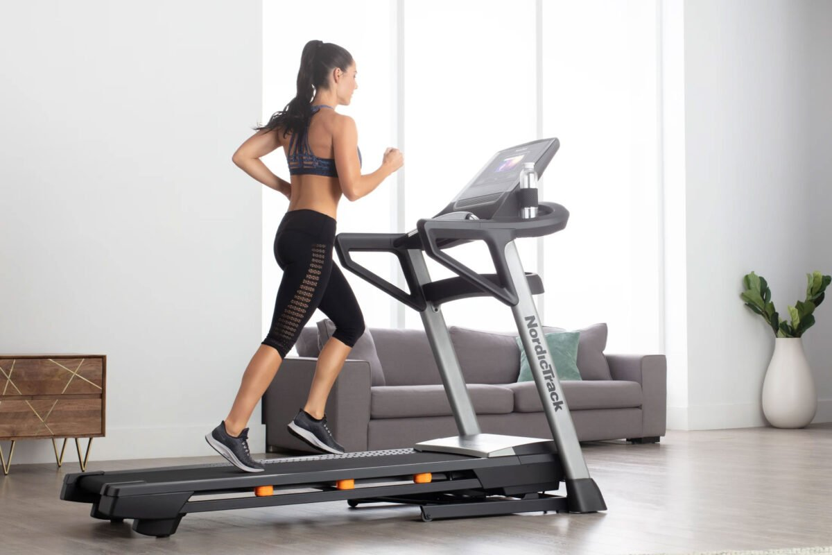 NordicTrack T7.5s Treadmill Workout