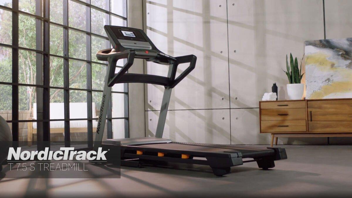 NordicTrack T7.5s Treadmill voucher code