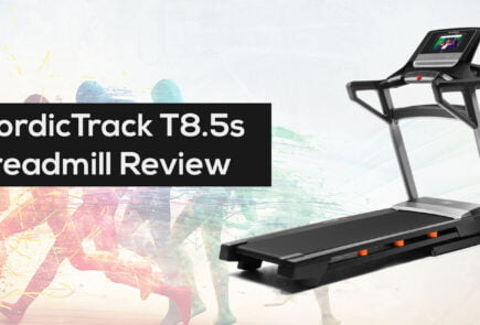 NordicTrack T8.5s Treadmill Review and Best Price