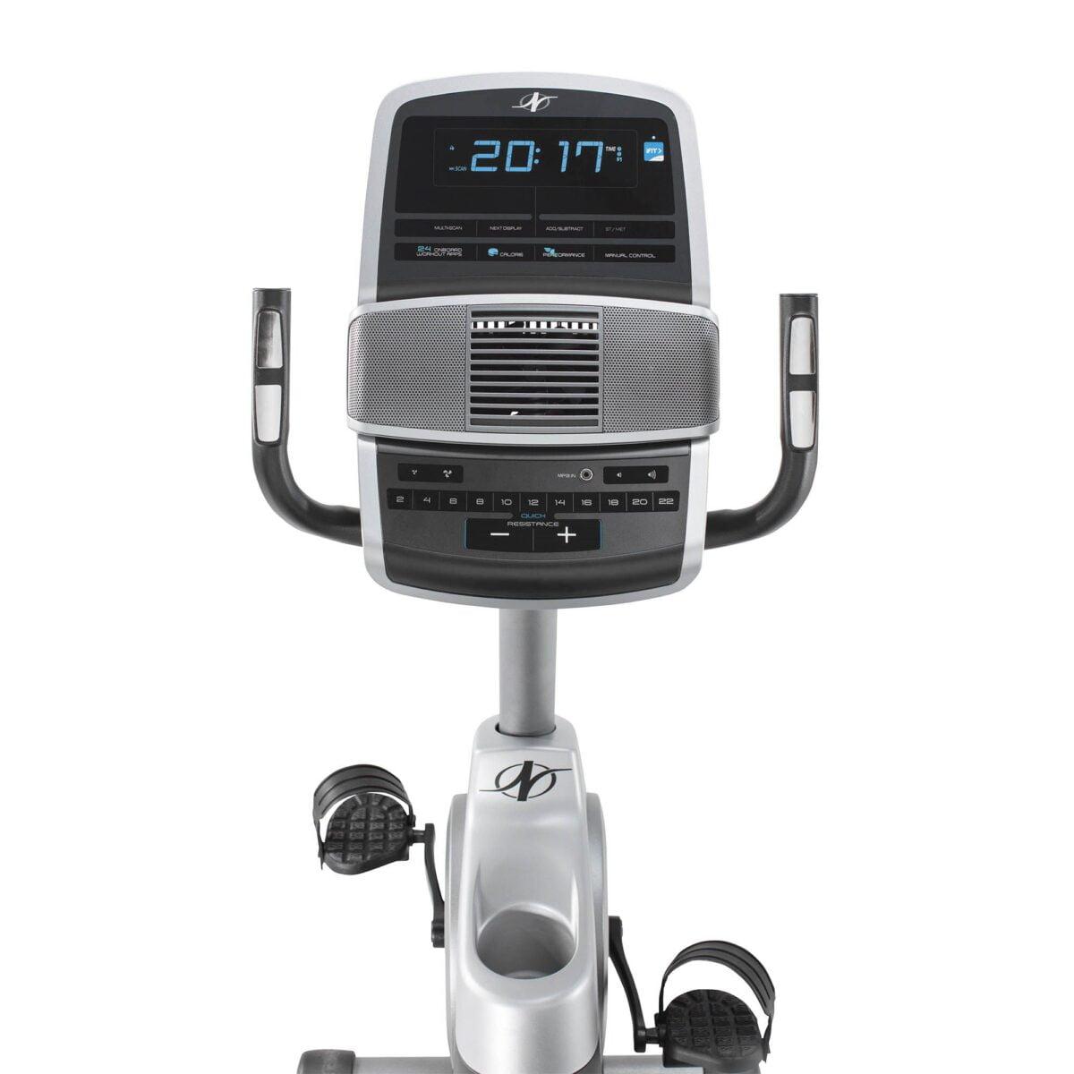 NordicTrack VR19 Bike LCD Panel Voucher Code