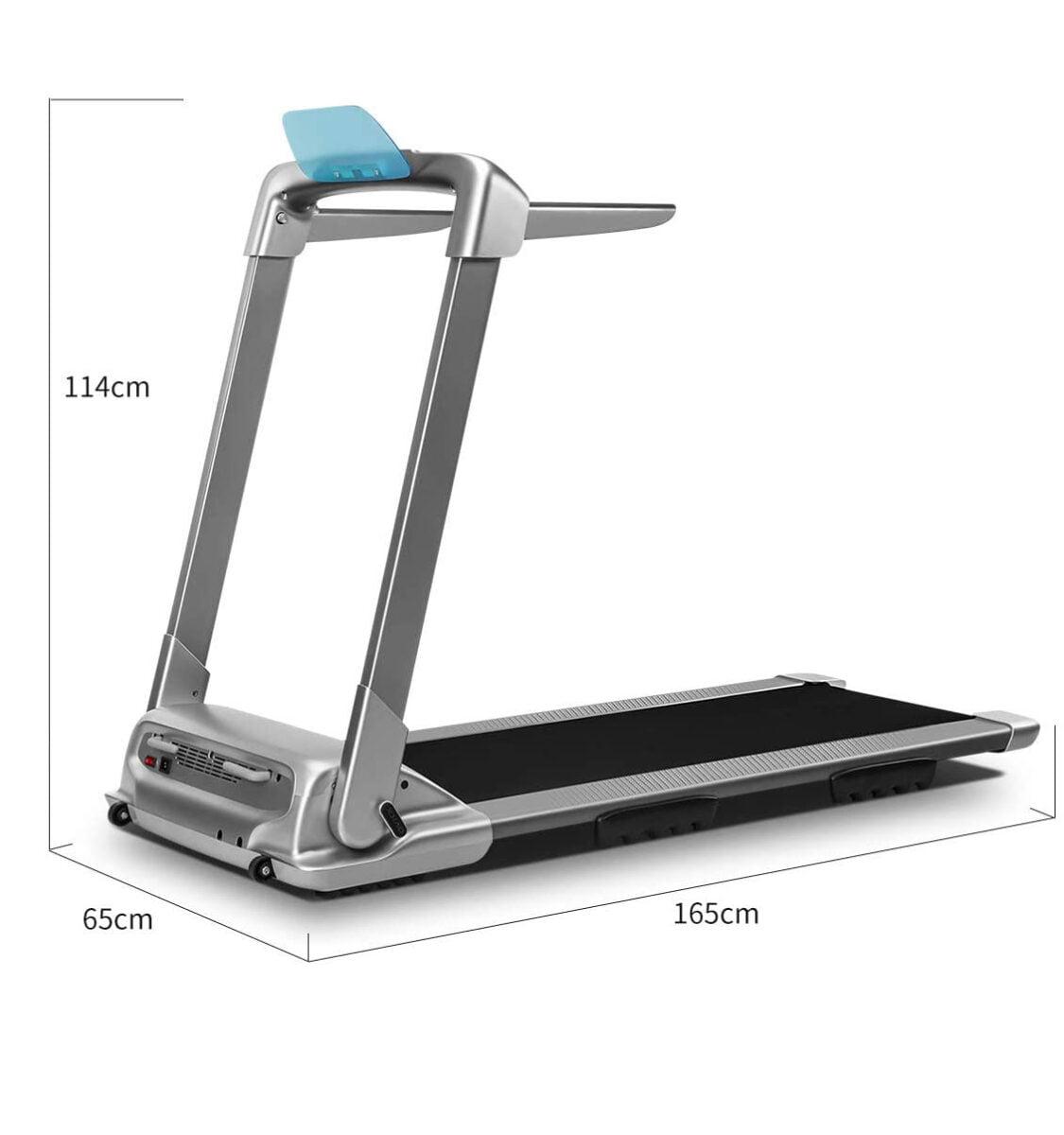 OVICX Q2S Folding Portable Treadmill Voucher Code