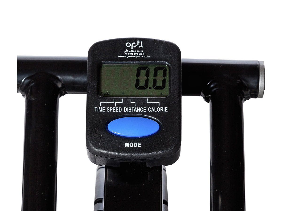 Opti 2-in-1 Air Cross Trainer LED fitness display