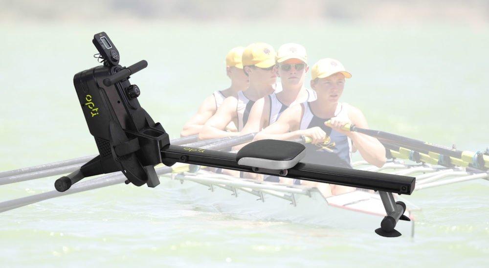 Opti magnetic rowing machine cheapest uk price