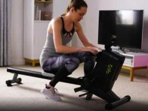 Opti magnetic rowing machine vouchers code uk