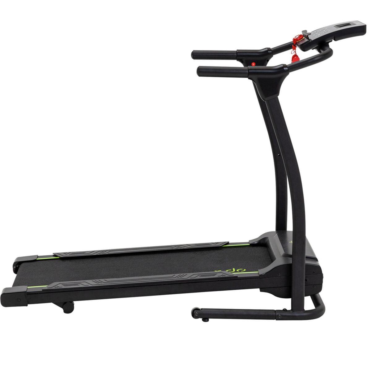Opti Motorised Walking Treadmill and voucher code