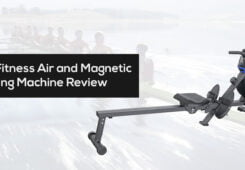 Pro Fitness Air and Magnetic Rowing Machine Review