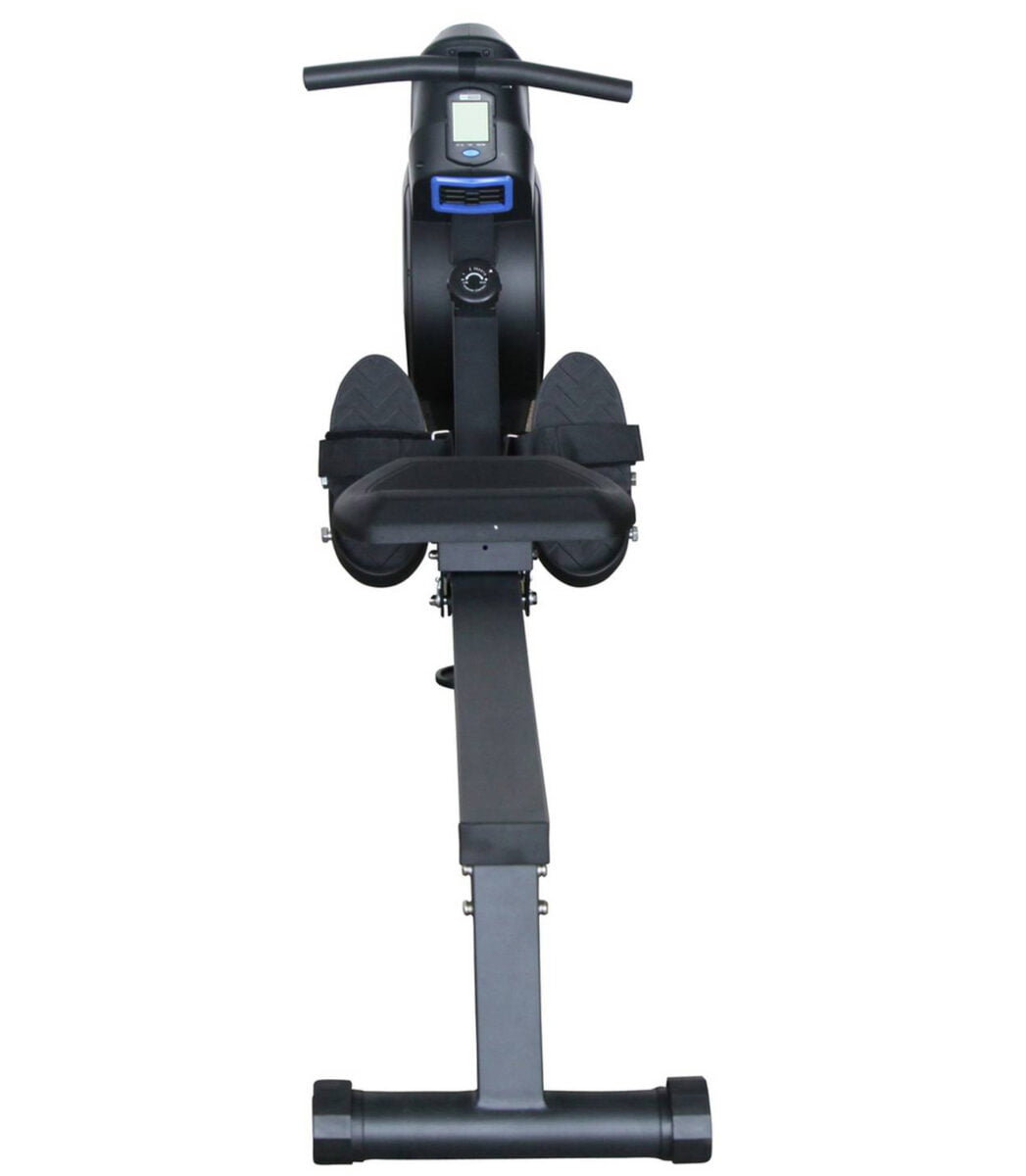 Pro Fitness Air and Magnetic Rowing Machine Top View