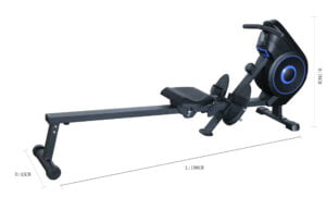 Pro Fitness Air and Magnetic Rowing Machine Voucher Code