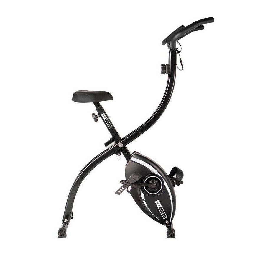 Pro Fitness FEB1000 Folding Exercise Bike black