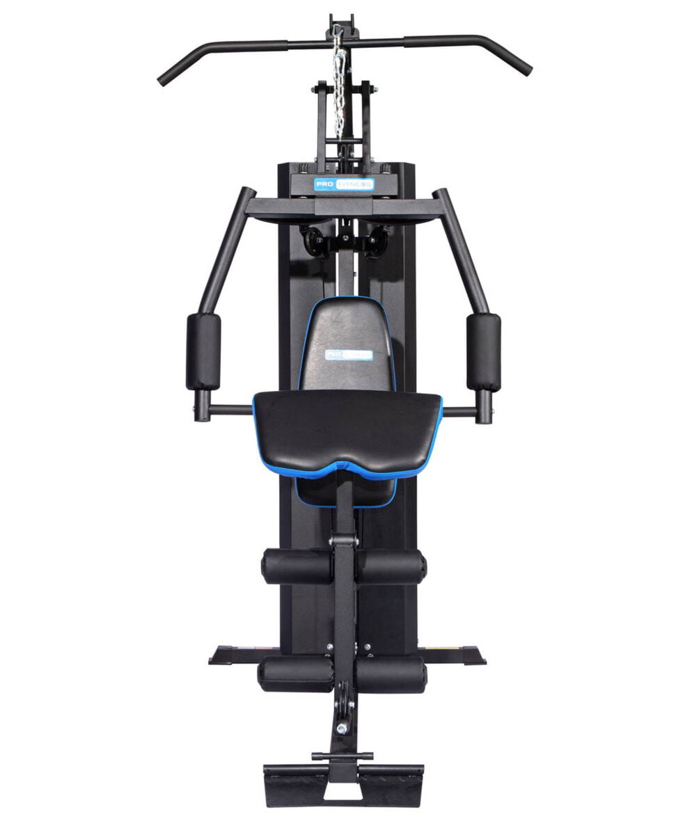 Pro Fitness Multi Home Gym Front View