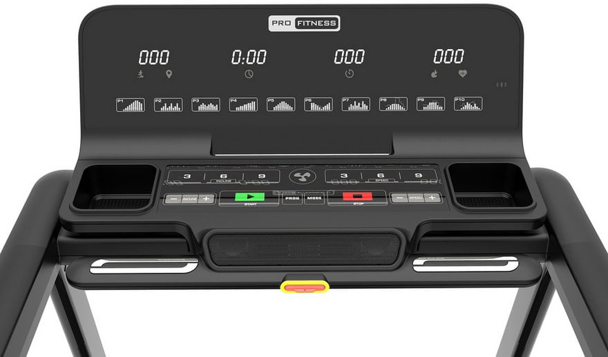 LCD panel for the Pro Fitness T1000 Treadmill