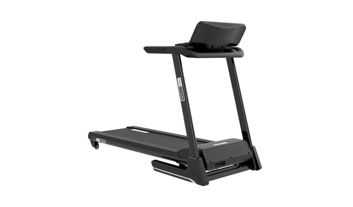 Pro Fitness T1000 Folding Treadmill rear view