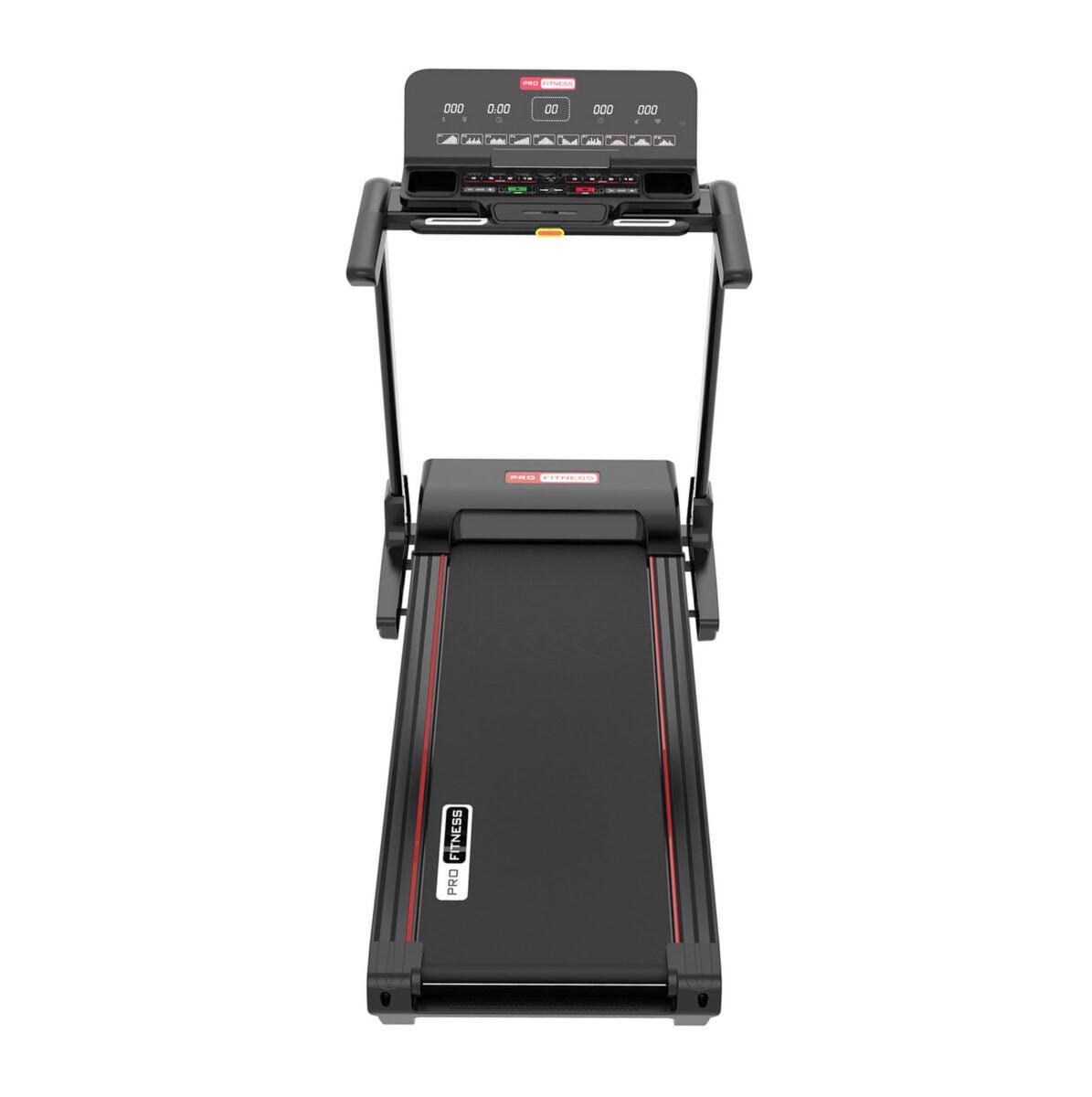 Pro Fitness T2000 Folding Treadmil running track