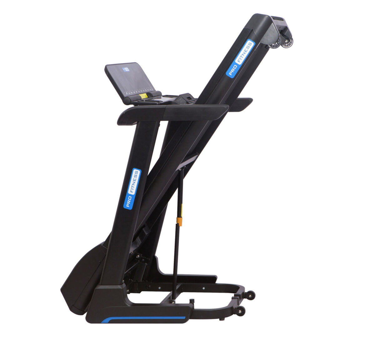 Pro Fitness T3000 folded away for storage
