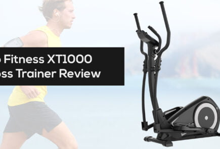 Pro Fitness XT1000 Cross Trainer Review
