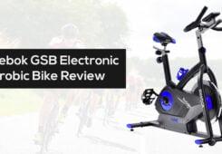 Reebok GSB Electronic Aerobic Bike Review