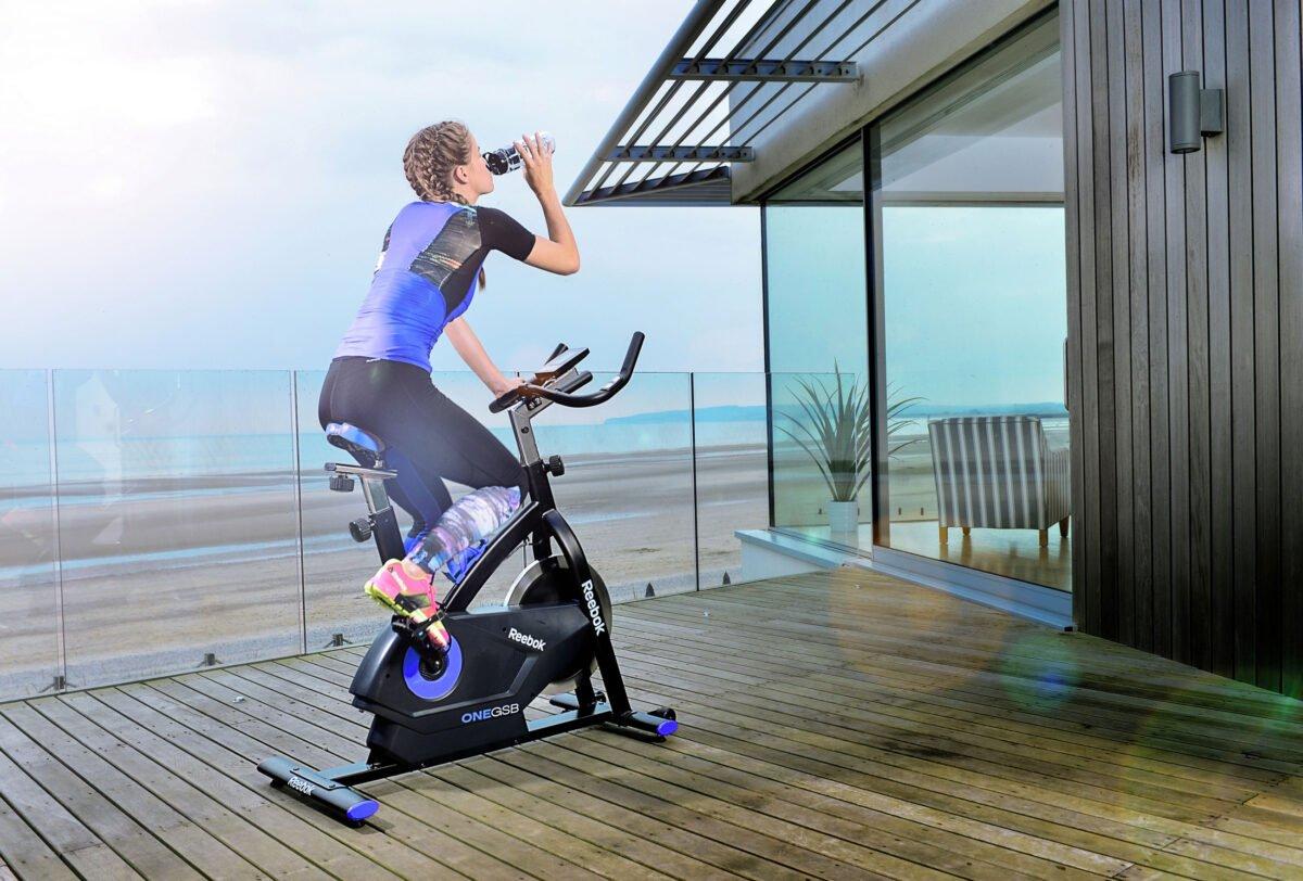 Reebok GSB Electronic Aerobic Bike workout plan