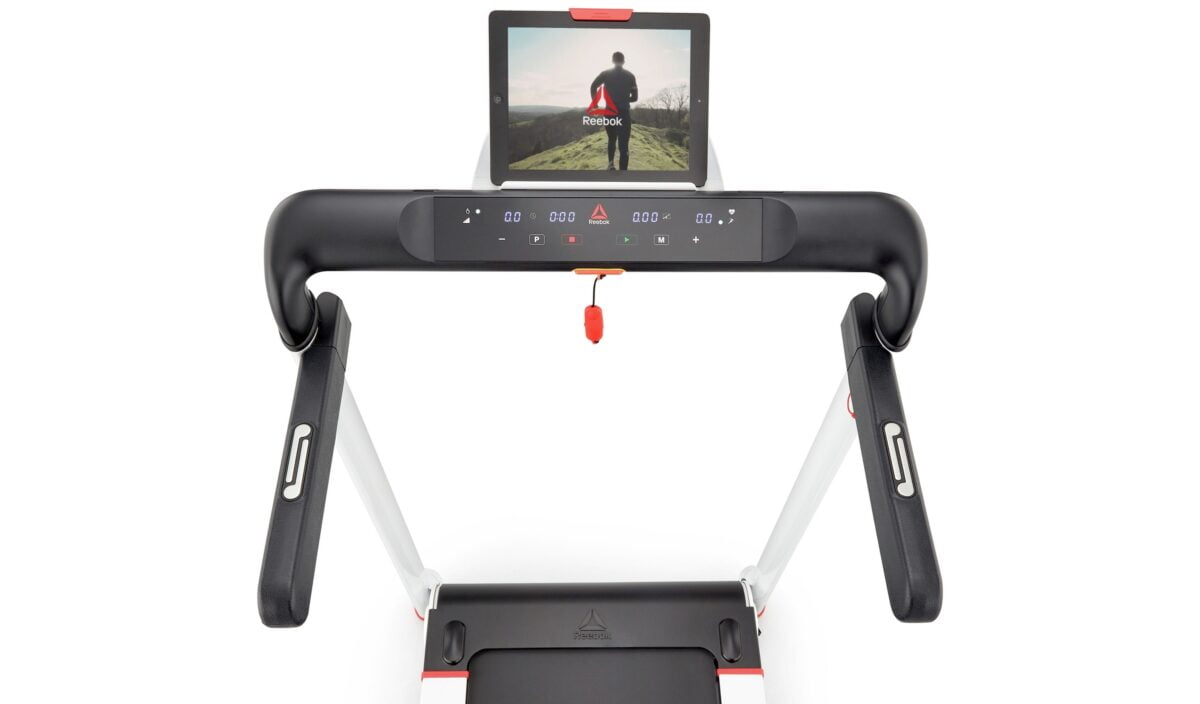Reebok I Run 4.0 LCD Display for treadmill and voucher code