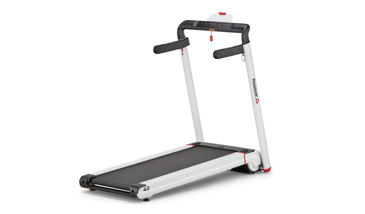 Reebok I Run 4.0 Treadmill in White Review comparison