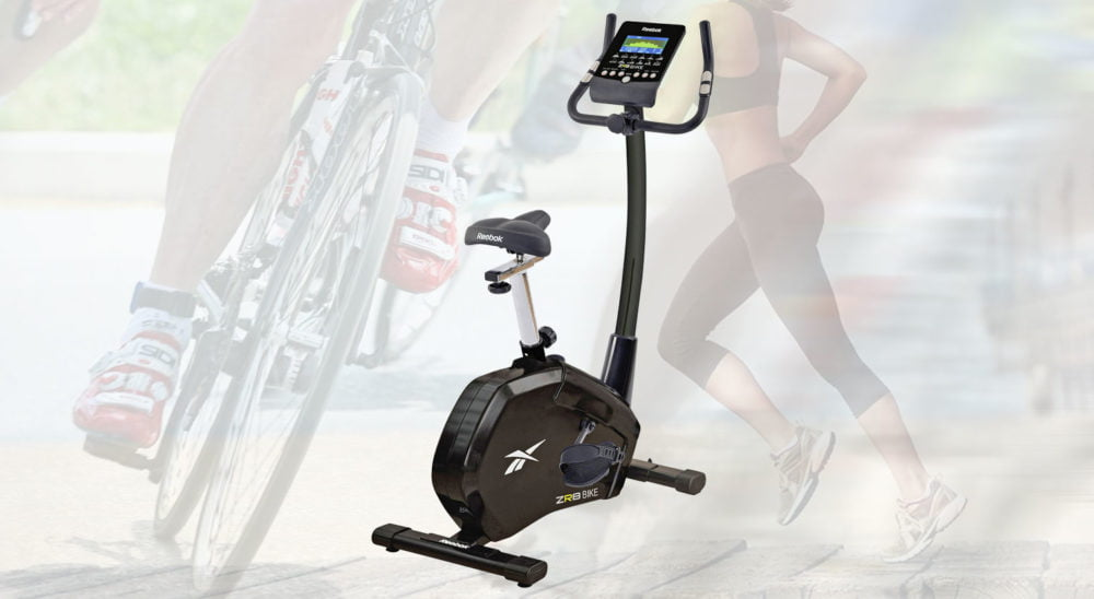 Reebok ZR8 exercise bike review and cheapest price