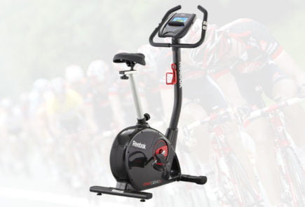 Reebok GB40s exercise bike review