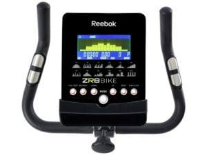 Reebok zr8 exercise bike LCD and handle bars