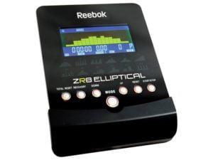 Reebok zr8 LCD feedback display