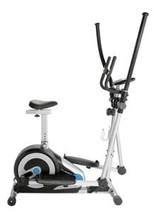 Roger Black 2 in 1 Exercise bike and cross trainer review and best price