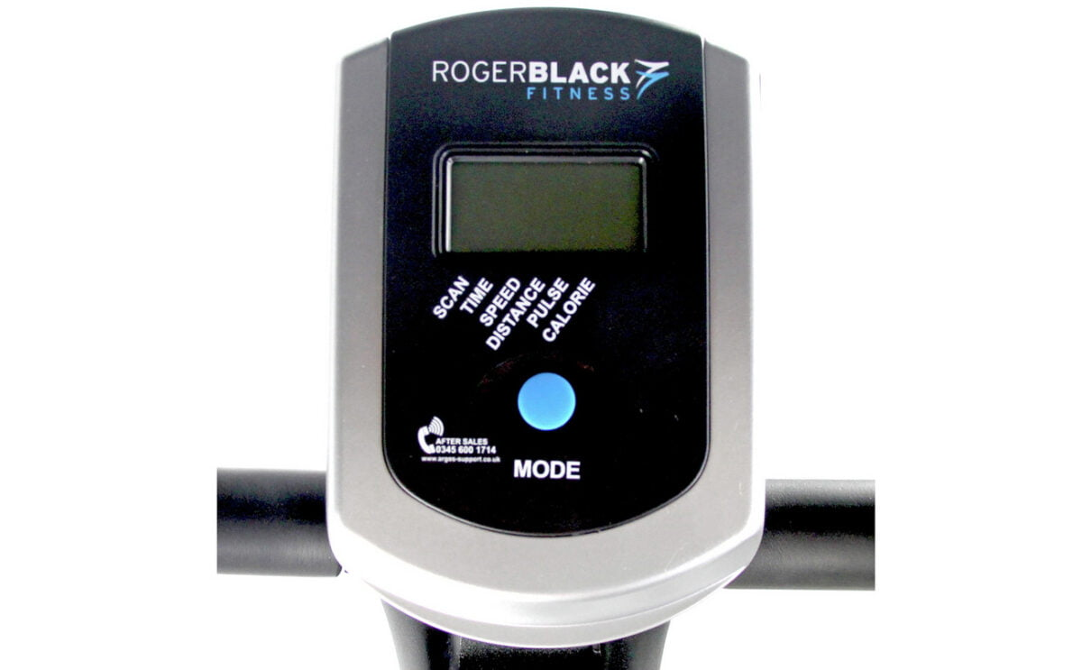 Roger Black Gold Folding bike LCD panel