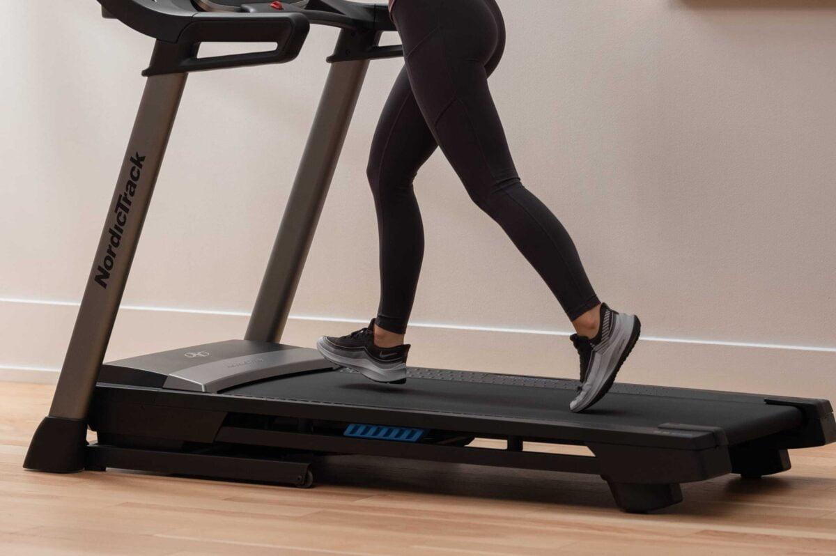 Running track NordicTrack S 20i Treadmill